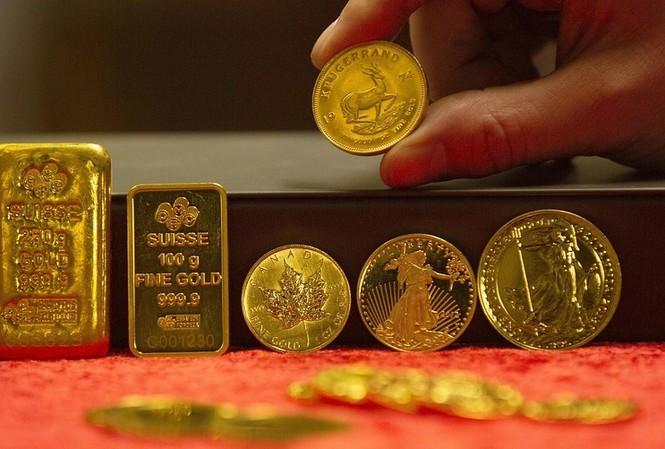 Giá vàng, USD bất ngờ vọt lên đỉnh cao dịp Giáng sinh. ảnh minh hoạ