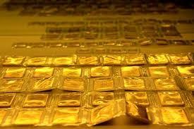 Ngày Thần tài, giá vàng vững mốc 45 triệu đồng/lượng. ảnh minh hoạ