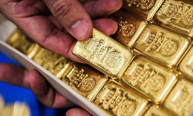 Giá vàng lao dốc, giảm cả triệu đồng/lượng. ảnh minh hoạ