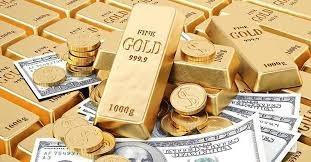 Giá vàng tăng trở lại, USD giảm sâu. ảnh minh hoạ