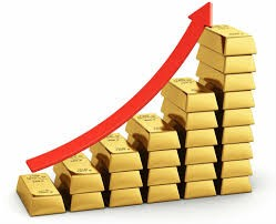 Giá vàng tăng phi mã, hơn nửa triệu đồng/lượng. ảnh minh họa