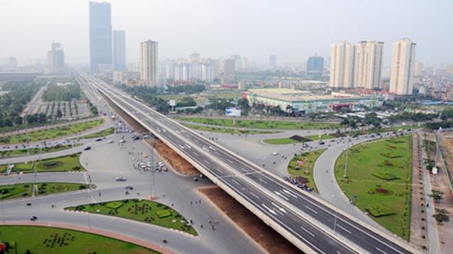 Hạ tầng giao thông đồng bộ và hiện đại khu Tây thủ đô.