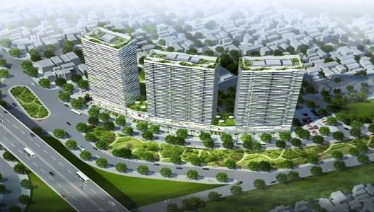 Intracom Riverside - lựa chọn hàng đầu của khu vực Nhật Tân - Nội Bài