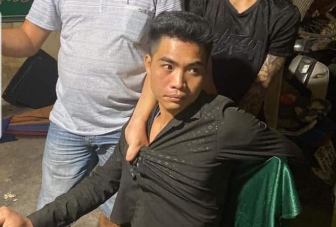 Đỗ Văn Thái bị tạm giữ hình sự để điều tra về hành vi cướp tài sản - Ảnh: Hoàng Long