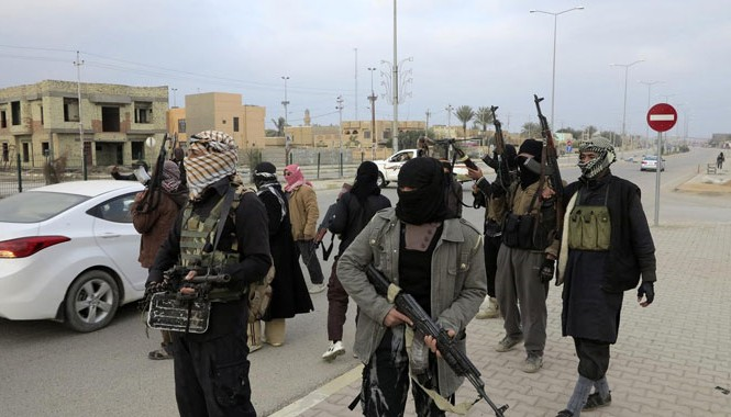 Lực lượng nổi dậy ở Iraq đang bị quân chính phủ đẩy xa khỏi thủ đô Baghdad.  Ảnh: New York Times