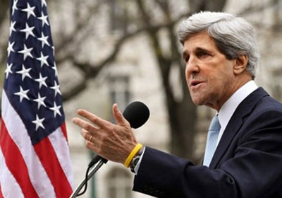 Ngoại trưởng Mỹ bàn cách giải quyết khủng hoảng Iraq