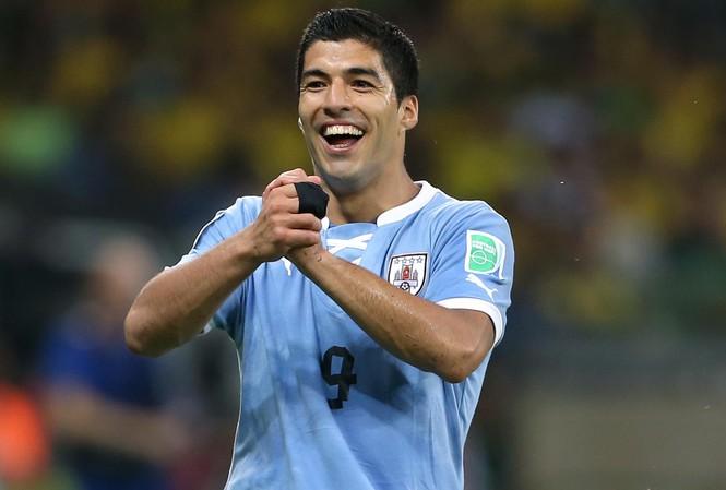 Suarez tự tin sẽ phá lưới Italia