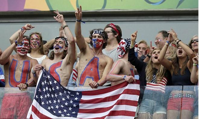 Mỹ sẵn sàng đăng cai World Cup 2026.