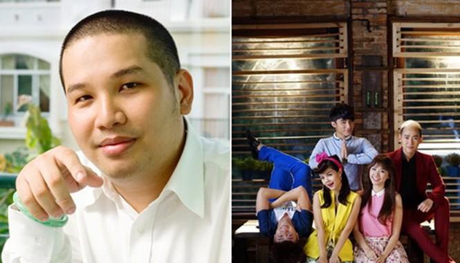 Đạo diễn Quang Huy vui mừng khi bộ phim thứ hai đạt được thắng lợi phòng vé.