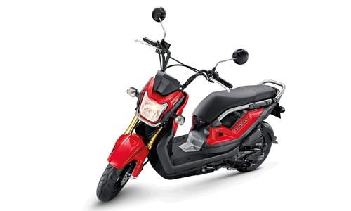 Honda Zoomer-X 2016 - thiết kế lại giá 1.600 USD.