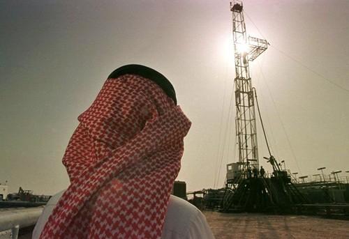 90% ngân sách Ảrập Xêút được đóng góp từ dầu mỏ. Ảnh: Middle East.