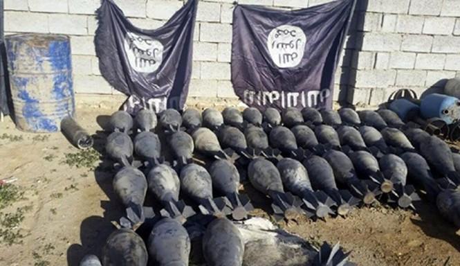 """Nếu chế tạo được """"bom bẩn"""", Nhà nước Hồi giáo có thể thực hiện các cuộc tấn công trên diện rộng, kích động sợ hãi và gây thiệt hại lớn về kinh tế. Ảnh minh họa: Huffington Post."""