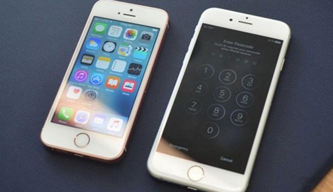 iPhone SE có màn hình 4 inch, nhỏ hơn iPhone 6s nhưng cấu hình tương đương. Ảnh: The Verge.
