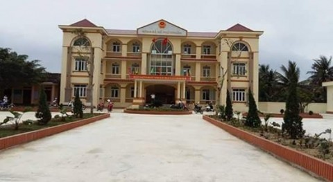 Xã Phú Nhuận, huyện Như Thanh (Thanh Hóa) là một trong những xã có tình trạng thừa Phó chủ tịch. Ảnh: Dân trí.
