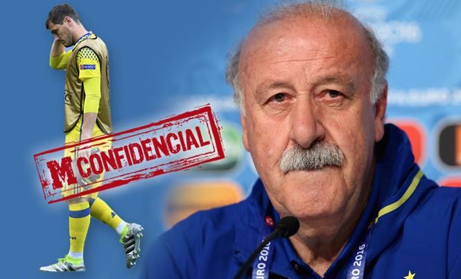Đội tuyển Tây Ban Nha bị loại vì… Casillas?