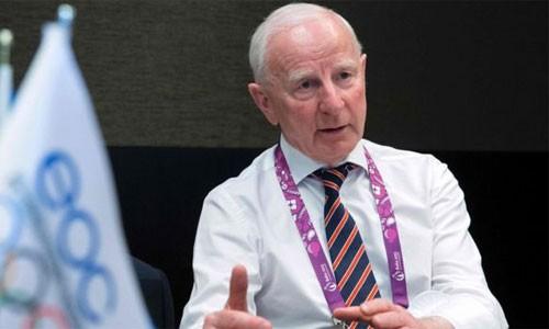 Patrick Hickey là lãnh đạo cấp cao của Ủy ban Olympic quốc tế. Ảnh: AFP.