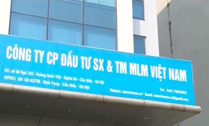 Thu giấy phép công ty đa cấp MLM Việt Nam