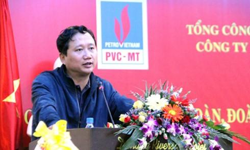 Ông Trịnh Xuân Thanh, nguyên Phó Chủ tịch UBND tỉnh Hậu Giang. Ảnh: PVC.
