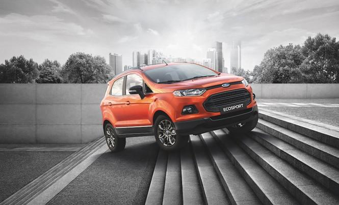 Ra mắt Ford EcoSport Titanium phiên bản Black Edition