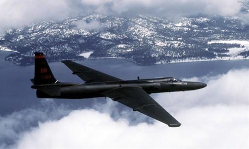 Phi cơ U-2 Mỹ bay huấn luyện. Ảnh: US Air Force.