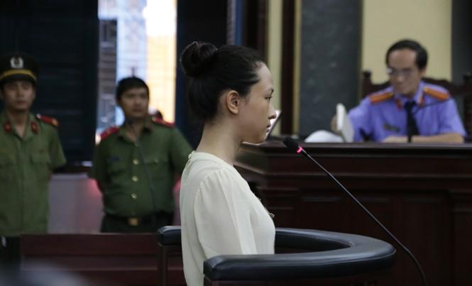 """Hoa hậu Phương Nga tạo sóng dư luận với lời khai """"Hợp đồng tình dục 16,5 tỷ đồng"""". Ảnh: Tân Châu."""