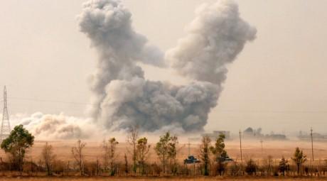 Radio Thế giới 24h: Liên quân Mỹ không kích Mosul, 60 người thiệt mạng
