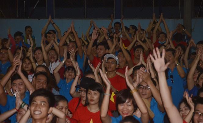 Sôi động lễ xuất quân 'Kết nối trái tim tình nguyện 2016'