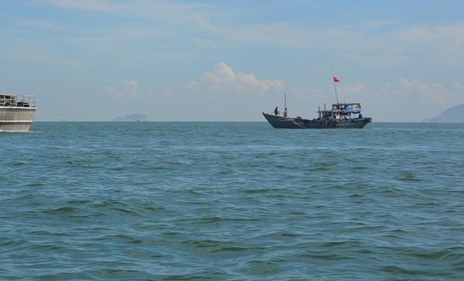 Tìm thấy thi thể ngư dân bị lật thuyền ở Quảng Nam