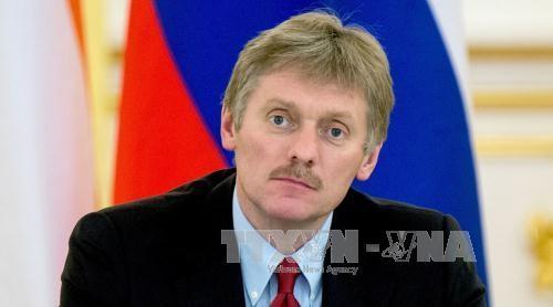 Người phát ngôn điện Kremlin Dmitry Peskov. Ảnh: Sputnik.