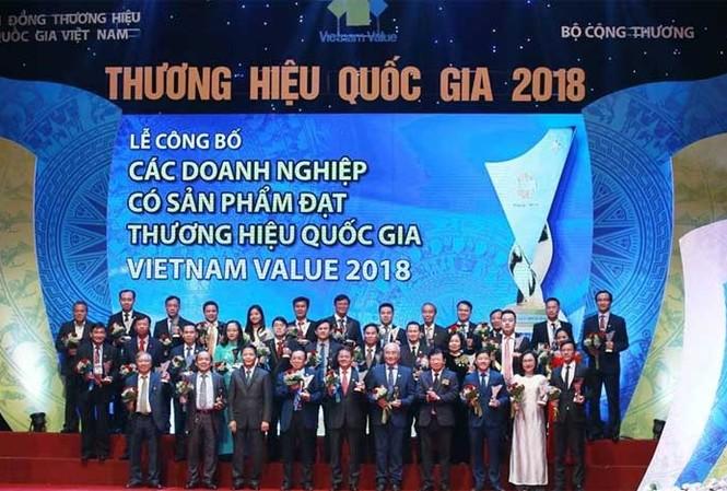 Thương hiệu quốc gia Việt Nam đã được định giá tăng thêm 12 tỷ USD so với năm 2018, lên mức 247 tỷ USD.