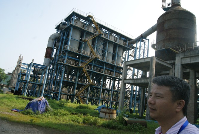 Những khối tiền đầu tư hàng nghìn tỷ đồng đắp chiếu nhiều năm qua của dự án giai đoạn 2 thép Thái Nguyên