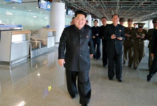 Ông Kim Jong-un sắp đến Nga