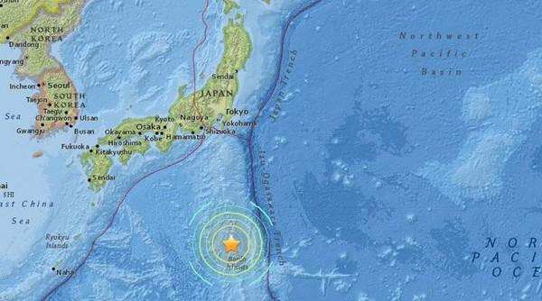 Động đất 8,5 độ richter làm rung chuyển Tokyo