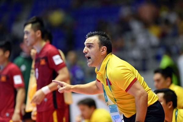 HLV Bruno Garcia nói lời chia tay với Futsal Việt Nam sau hơn 2 năm gắn bó.