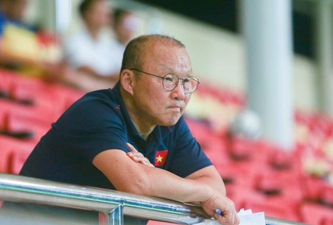 HLV Park Hang Seo còn nhiều việc cần giải quyết phía trước Vòng loại World Cup 2022.