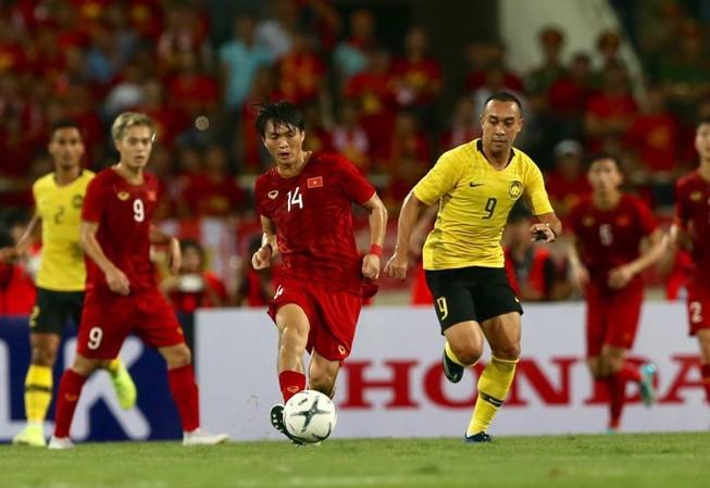 Tuấn Anh trở lại ấn tượng trong màu áo đội tuyển Việt Nam.