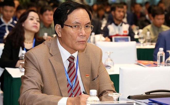 Nguyên Phó chủ tịch Cấn Văn Nghĩa từ chức đã lâu nhưng VFF chưa tìm được người thay thế.