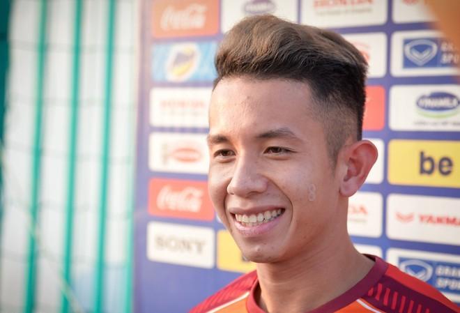Hồng Duy khẳng định đội tuyển Việt Nam đã quên chiến thắng trước UAE để tập trung cho trận đấu với Thái Lan.