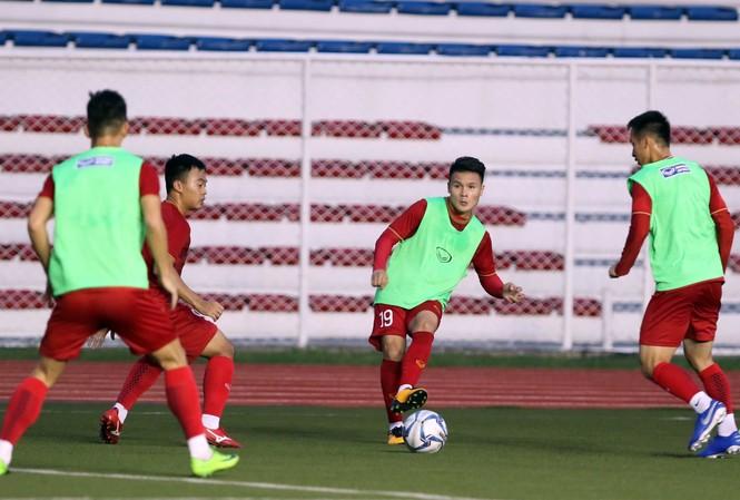 U22 Việt Nam bỏ trống chiếc áo số 10 ở SEA Games 30.