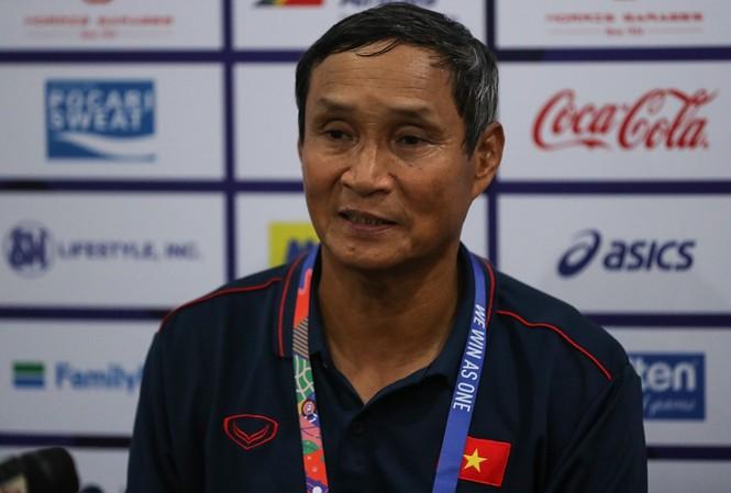 HLV Mai Đức Chung cho rằng tỉ số hoà 1-1 với Thái Lan là kết quả hợp lý với đội tuyển nữ Việt Nam.