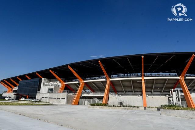 Philippines xây sân vận động New Clark City trong thời gian kỷ lục để phục vụ SEA Games 30.