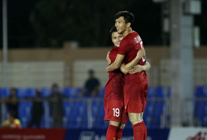 Quang Hải từng là chứng nhân thất bại của Việt Nam tại SEA Games 2017.