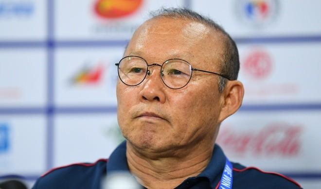 Hai năm với bóng đá Việt, ông Park dự nhiều trận chung kết hơn cả sự nghiệp