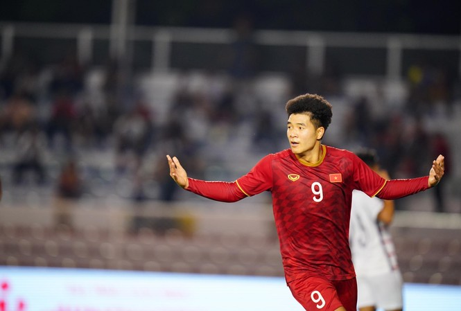 Đức Chinh đã có 8 bàn thắng tại SEA Games 30.