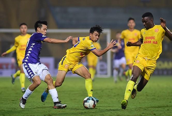 Nam Định bị đánh giá thấp hơn nhưng đủ khả năng tạo bất ngờ trước CLB Hà Nội.