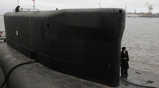 Tàu ngầm Alexander Nevsky.