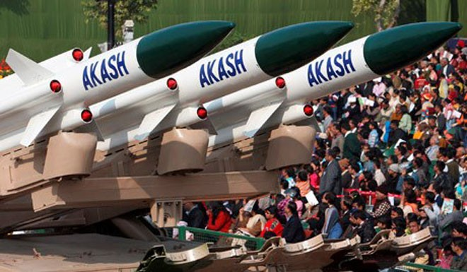 Ấn Độ thử siêu tên lửa đất đối không nội địa