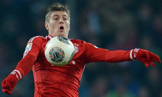 Toni Kroos tới M.U theo một hợp đồng trao đổi cầu thủ?