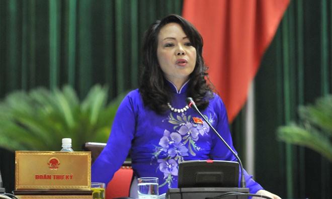 Bộ trưởng Y tế không nghĩ đến việc từ chức