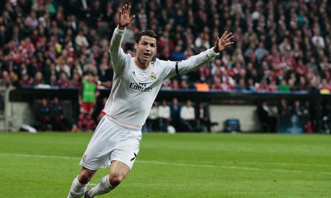 Bayern–Real (0-4): Phế truất 'Hùm xám'